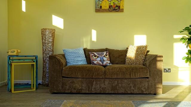 Décorez votre nouvelle maison avec des meubles appropriés