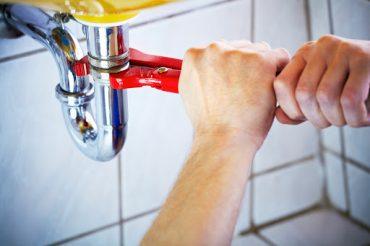 gestions face au fuite eau