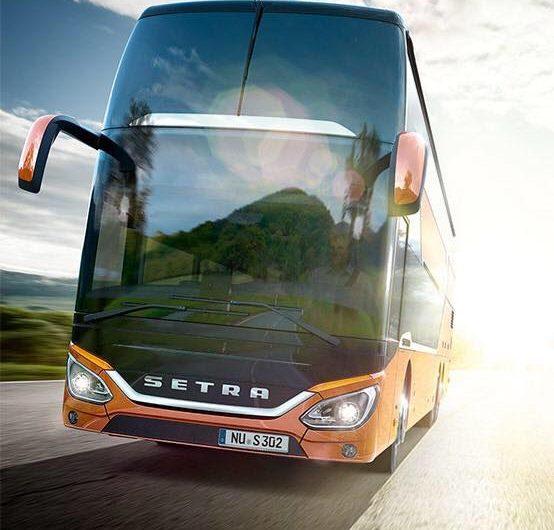 Voyage en Bus en Angleterre