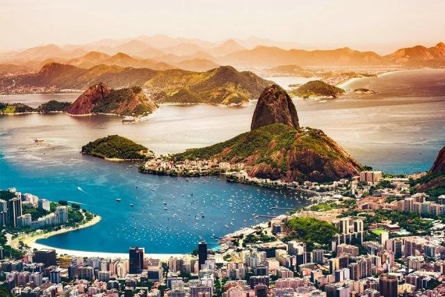 séjour au brésil