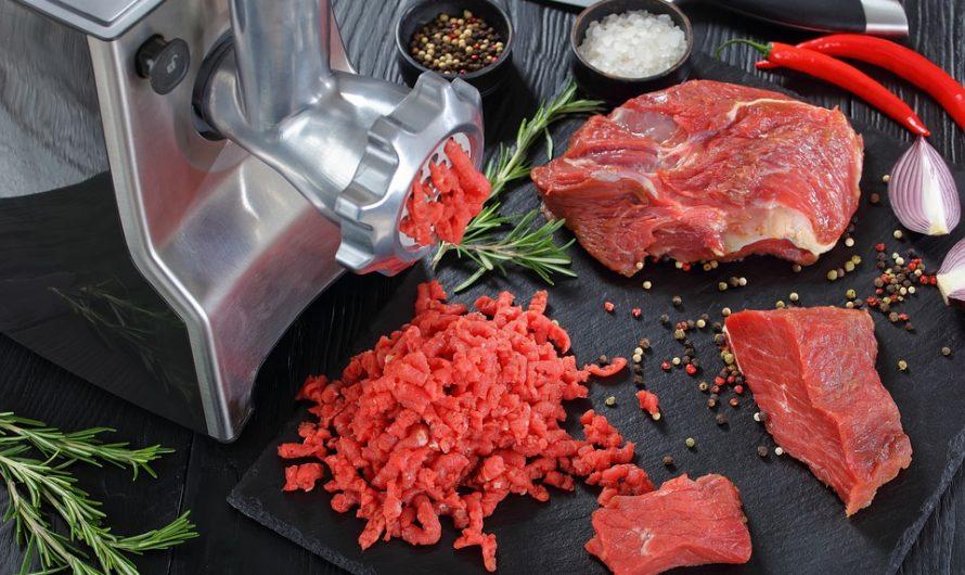 Comment choisir le meilleur hachoir à viande ?
