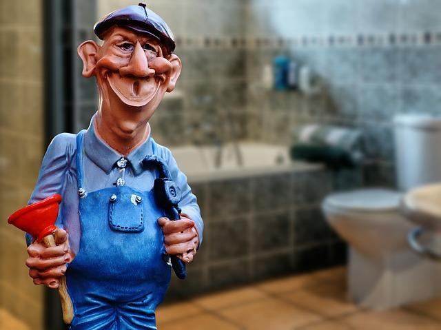 Débouchage de canalisations : l'artisan plombier vous aide