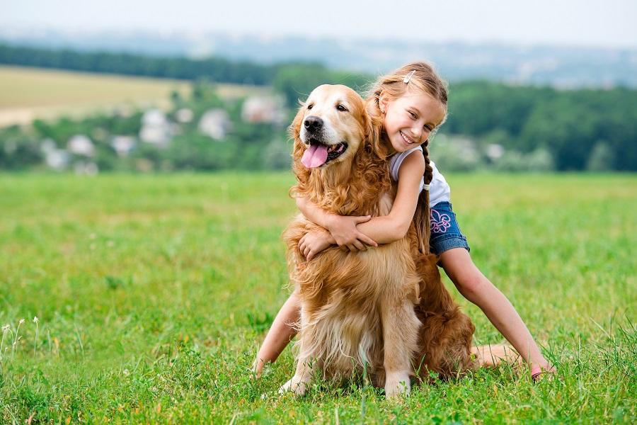 Quel chien offrir à une fillette ?